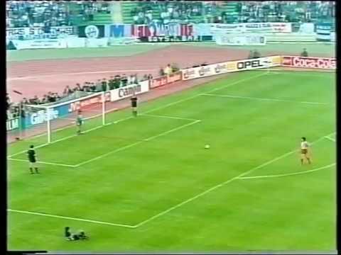 Crvena zvezda - Olimpik 0:0 (5:3) | Finale Kupa šampiona (29.5.1991.)
