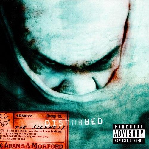 скачать Disturbed дискография через торрент - фото 9