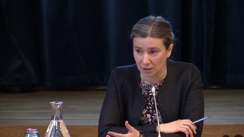 Екатерина Шульман: Соучастие, уклонение, ответственность.