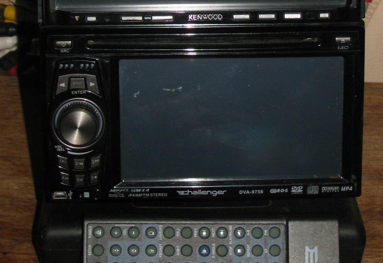 JVC KW-AVX826. Kenwood DDX-7029.  Challenger DVA-9758