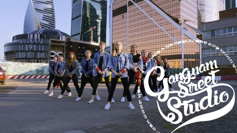 Baauer - One touch [ Koosung Jung choreography / 1 million ] dance cover by GSS