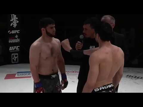 ACB 7 Ramzan Algeriev vs. Beslan Ushukov