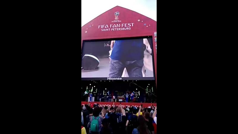 ,Fan Fest Spb _ талисман!