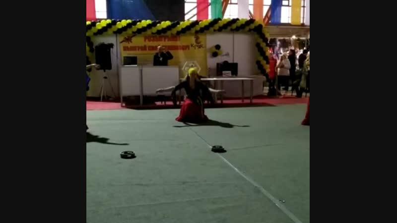 Гавэйзи египетский фольклор в исполнении Валерии Хатамцовой, Шевцовой Анастасии , Трофимовой Эллины
