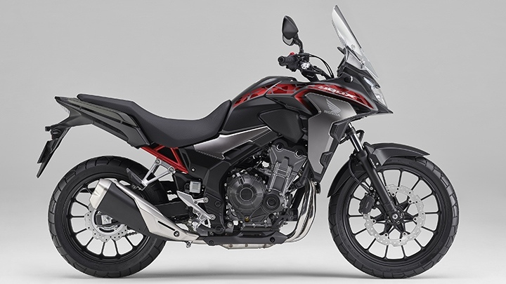 Турэндуро Honda CB400X Adventure 2020 обновили