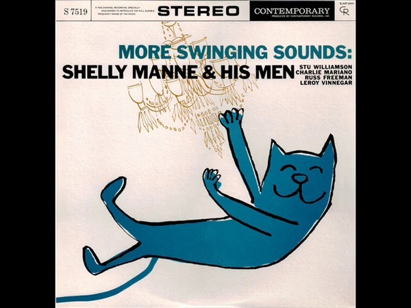 (14) Shelly Manne His Men More Swinging Sounds - YouTube