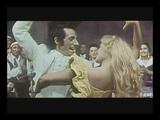 Brigitte Bardot dancing flamenco
