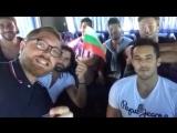 The Boys from Mr.Lebanon Singing Azis song Motel