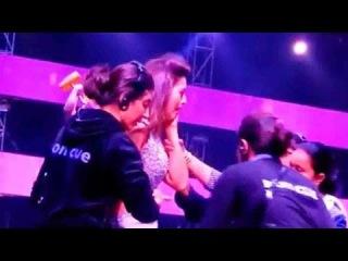 Gauhar Khan SLAPPED at INDIA'S RAW STAR
