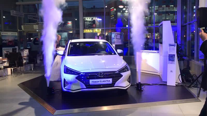 Динамика Hyundai Архангельск