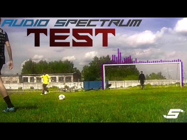 Audio Spectrum - Test. by CR7_SK7
