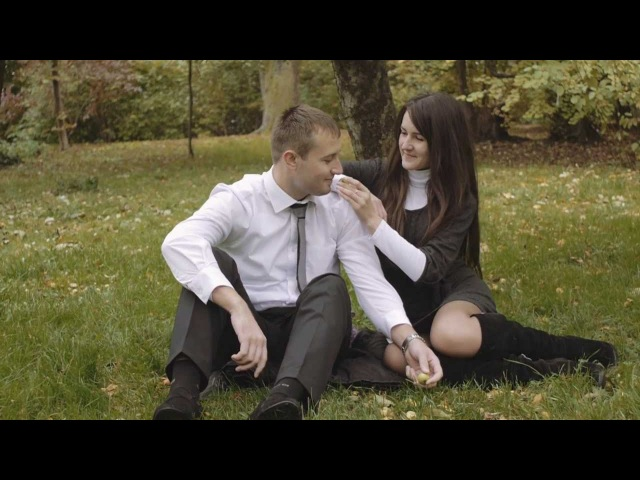 Lovestory Саша та Іра. Львів. 2013