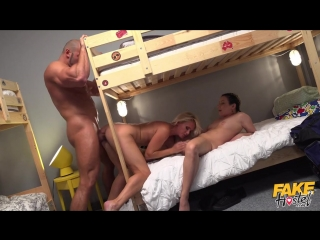 Fakehostel ariel wuze kathy anderson in on the action new porn 2018
