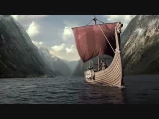 Вырезка с видео Джейдена (Рэп Викинга)