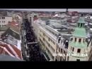 Über 5000 Bürger protestieren gegen Merkels Politik der offenen Grenzen in