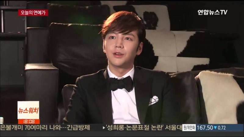 장근석, 16일 입대…조울증 사유 대체 복무 _ 연합뉴스TV (YonhapnewsTV)