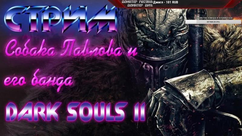 Dark Souls 2 - Это что, ко-оп?