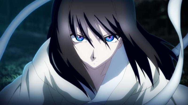 Kara no Kyoukai | Shiki vs Asagami