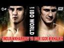 Timour Nikharkoev vs Igor Mikhalkin IBO world interim light heavyweight