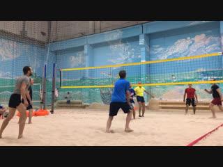 Волейбол. Цунами. 17.11.2018г. (3)