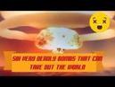 Six deadly bombs (destructors)