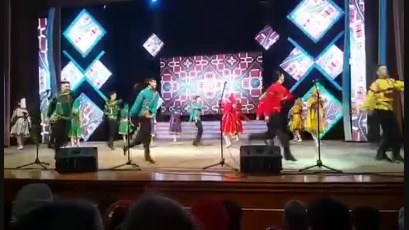 Мордовский танец Вадря МАНТ Берхомут
