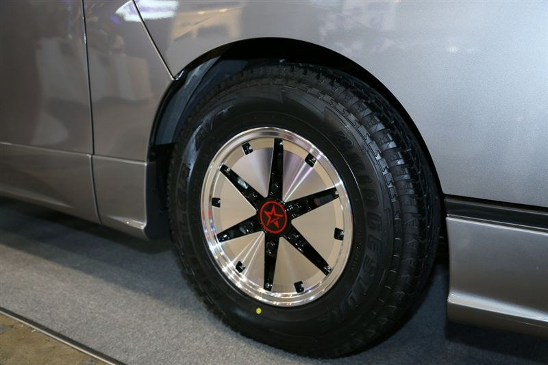Caravan Impul wheels
