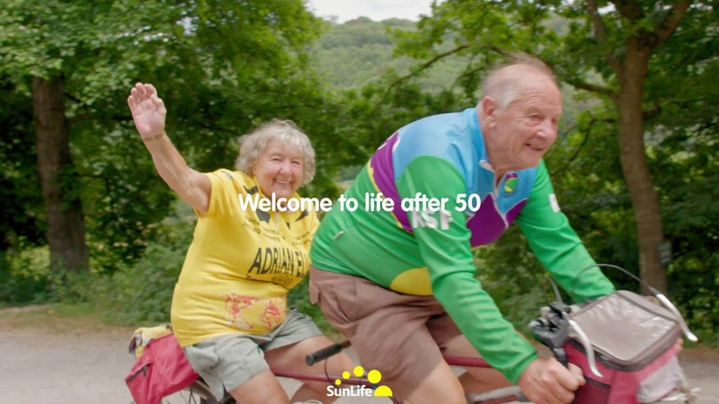 Meet Tandem Cyclists Graeme And Betty | Life After 50