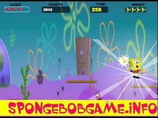 Игра ГубкаБоб ищет Патрика (Spongebob Find Patrick)