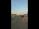 Самолёт на трассе ДТП
