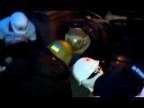 19.01 раненный светошумовой гранатой на Грушевского