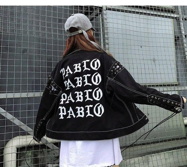 Куртка Kanye West -