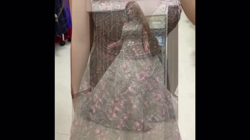 Вечернее платье на выпускной в наличии в Ростове🌸