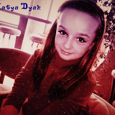 Kate Dyak, 21 февраля 1999, Мукачево, id206662401