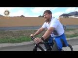 Сорок километров пути! А может и больше... Столько намотали колеса моего велосипеда во вторник в Грозном.