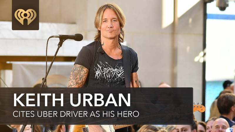 Keith Urban Cites Uber Driver As His 'Hero' | Fast Facts