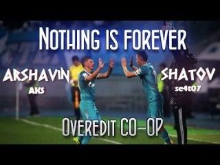 Arshavin ▶ Shatov | Change of Generation | Overedit CO-OP feat AksHD | MrMargio Editing Contest
