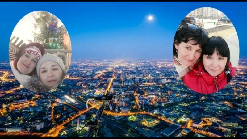 Клип о Москве