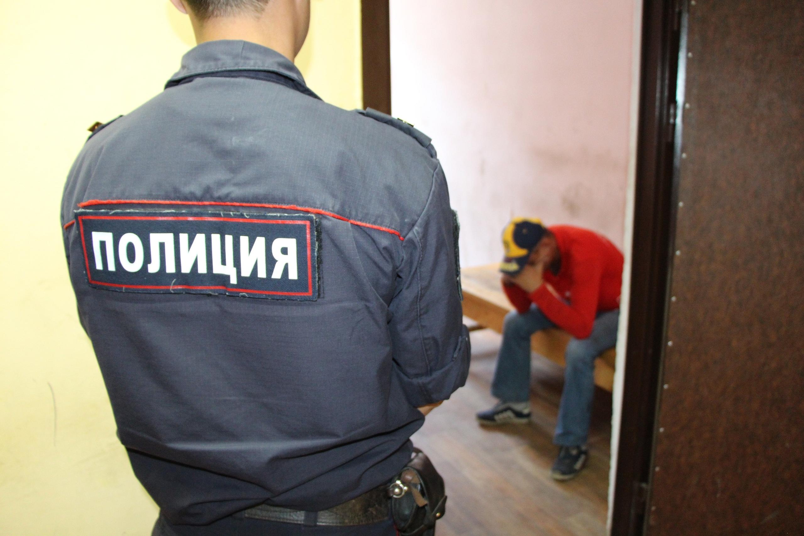 Мужчина из Кардоникской задержан за кражу