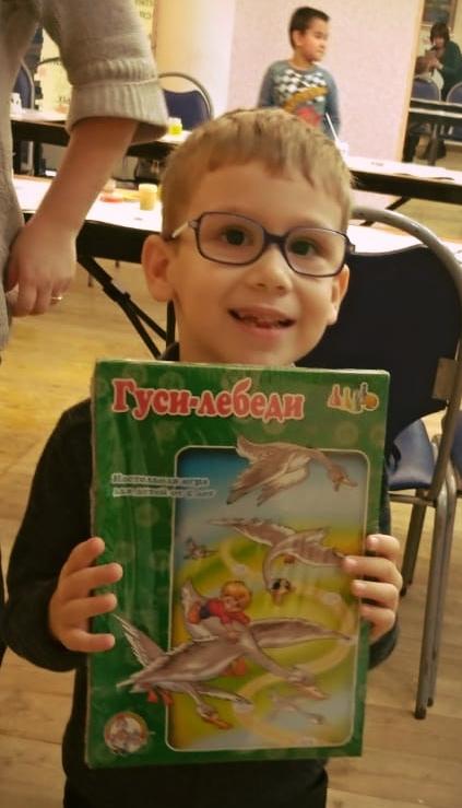 подарки от БФ Детский мир