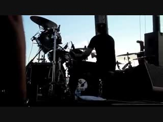 Dave Lombardo Slayer World Painted Blood Live Big 4