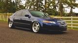 Acura TL VIP Stance