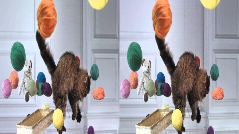 Демо ролики из сервиса Explore 3D от Samsung 3D трейлер