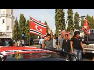 Konvoi Bendera Perjuangan Bangsa Aceh ( Aljazeera TV )