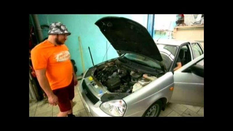 Ремонт автомобилей лада своими руками 979