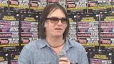 THE BRIAN JONESTOWN MASSACRE Interview - ROCK IN IDRO 2014 DAY 4