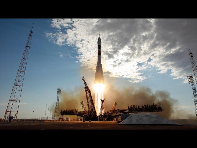 Байконур 360˚. Пусковая кампания ТПК Союз МС-05/360˚ Launch of «Souz MS-05»