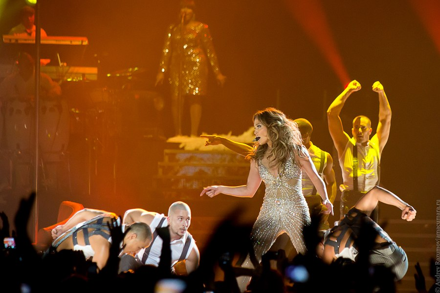 Jennifer Lopez Дженнифер Лопес Санкт-Петербург