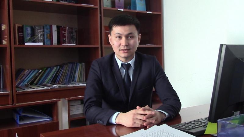 Жамбыл Облысы әкімдігі Дін проблемаларын зерттеу орталығы басшысының орынбасары Ерзат Жақыповтың сұхбаты.