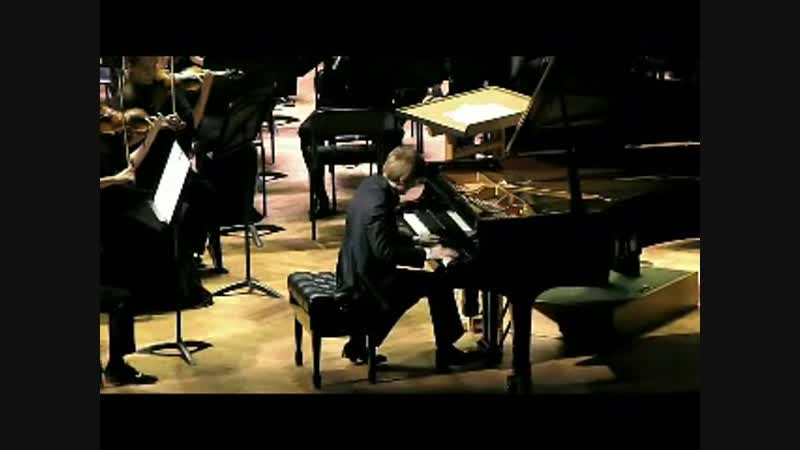 Рахманинов. Концерт для фортепиано с оркестром № 3. Солист Д. Маслеев. БЗК